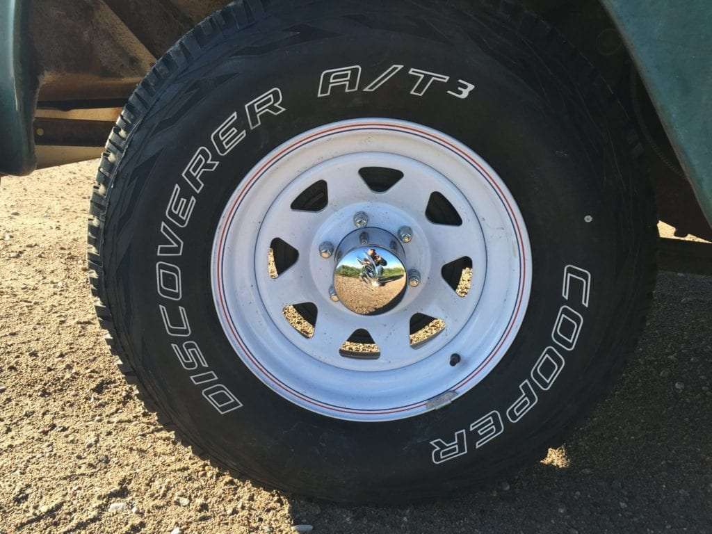 Project 1962 Chevy C10 Swede Update - New Wheels!