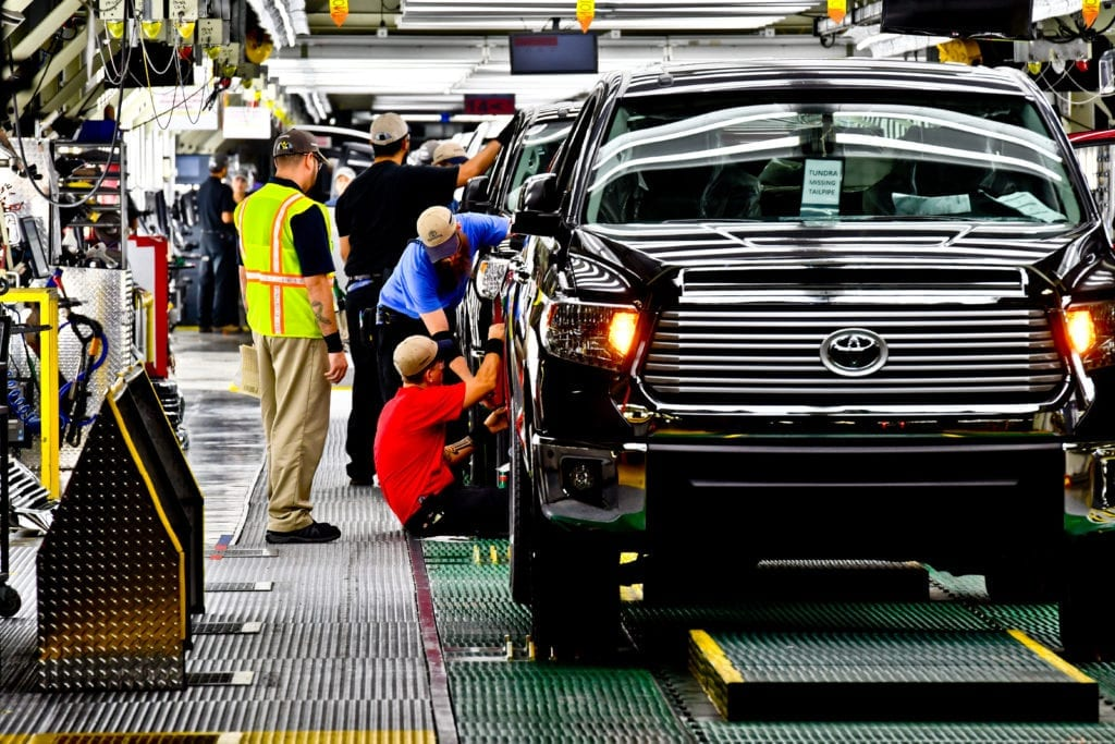 Toyota Factory Locations besides Toyota Is Looking For A Few Good Men And Women in addition Toyota To Restart Storm Damaged Texas Truck Plant furthermore Tmmk production engineering building groundbreaking besides Airdesign. on toyota tundra manufacturing plant