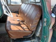 Project 1962 Chevy C10 Swede Update - New Seats