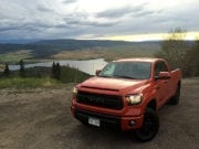 2017 Toyota Tundra Features, Pricing Announced
