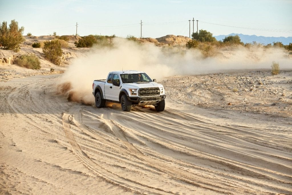 2017 Ford F-150 Raptor HP and Torque Numbers Officially Revealed - Whoa Buddy!