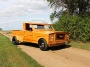 Custom Wood Ford Truck