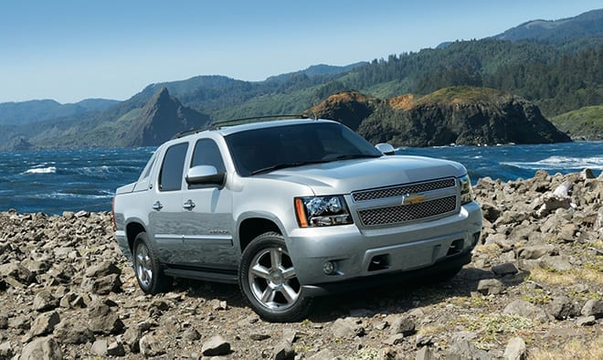 The biggest no-brainer in the auto industry is a new Chevy Avalanche.