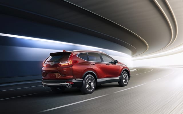 All-New 2017 Honda CR-V Revealed - Compact SUV Gets Even Better