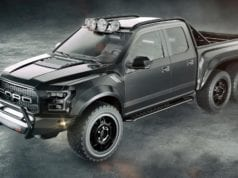 Hennessey Details New 2017 Ford VelociRaptor 6x6 Concept - Raptor on Steriods