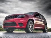 Truck Tech Talk: 2017 Jeep Grand Cherokee SRT arms you with info