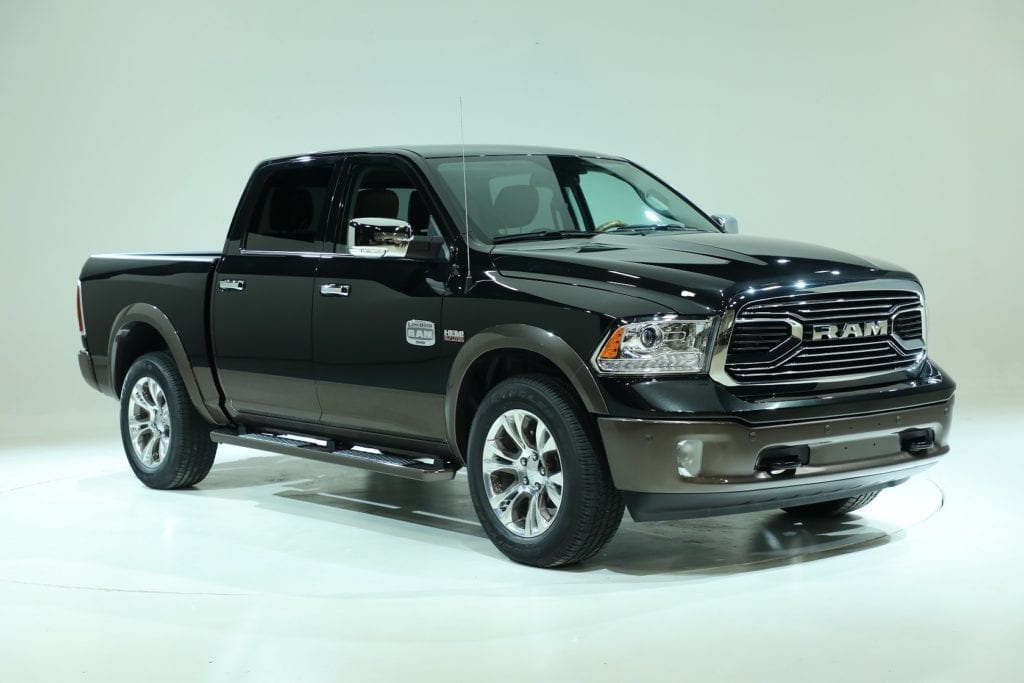 Ram Unveils New RV Brown Color Combination