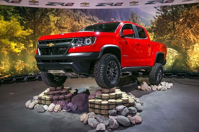 Speculation 2019 Chevrolet Colorado Zr2 Quot Prerunner Quot 2wd