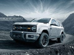 2020 Ford Bronco Exterior Styling Rendered - Jaw Dropping Images