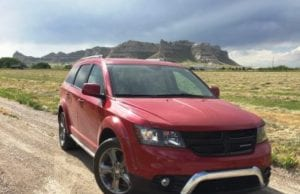 REVIEW: 2016 DODGE Journey Cross Road