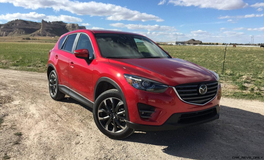 2016 Mazda Cx 5 Grand Touring Awd By