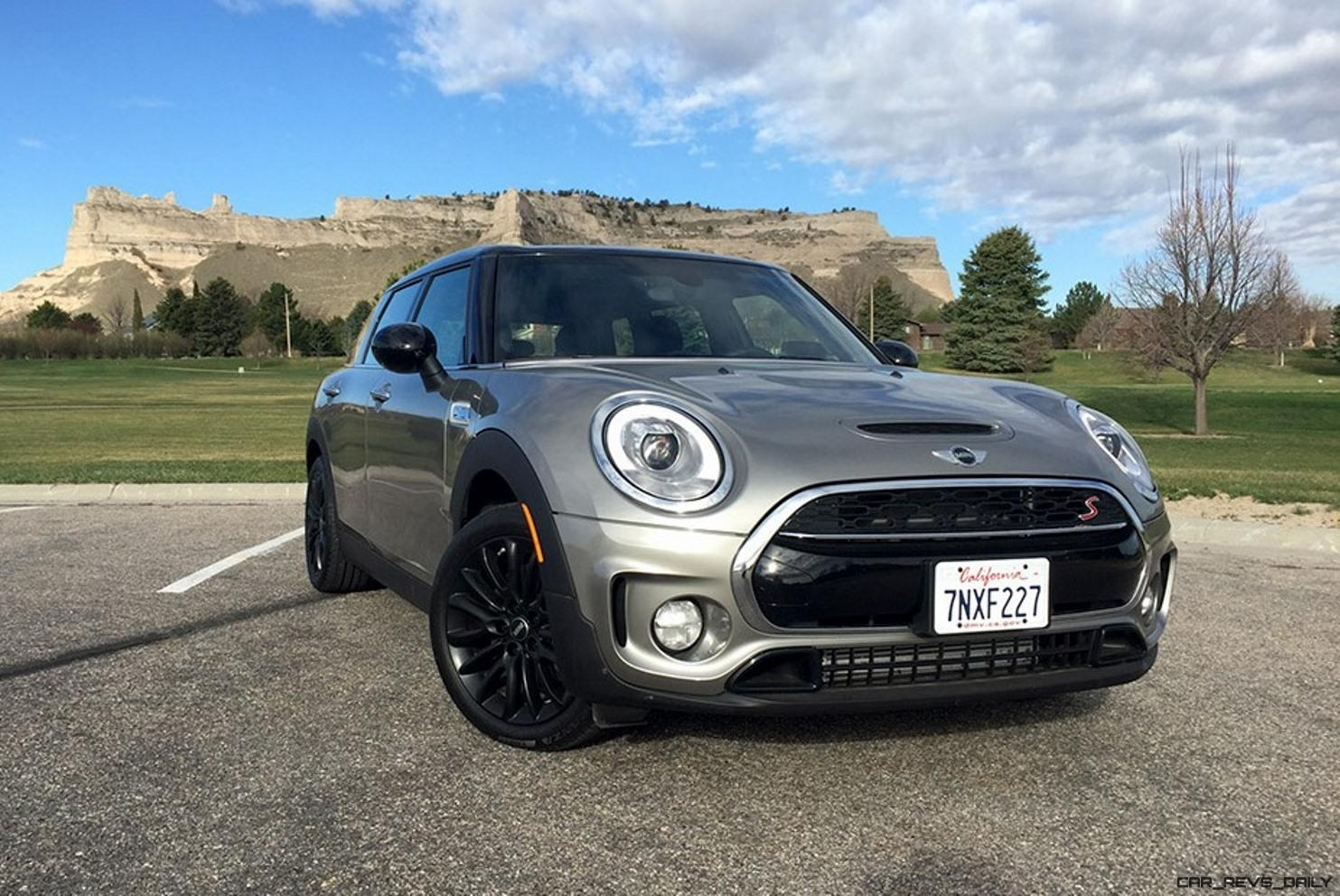 review 2016 mini cooper s clubman is unique sporty drive once inside cabin pickup truck. Black Bedroom Furniture Sets. Home Design Ideas
