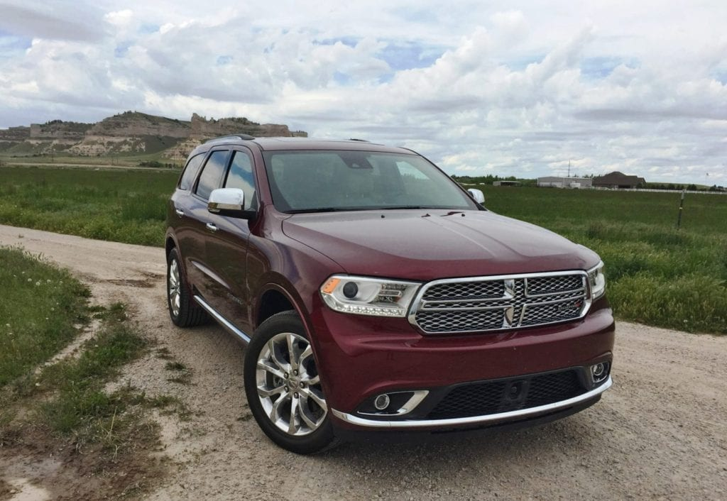 review 2016 dodge durango citadel offers luxury at. Black Bedroom Furniture Sets. Home Design Ideas