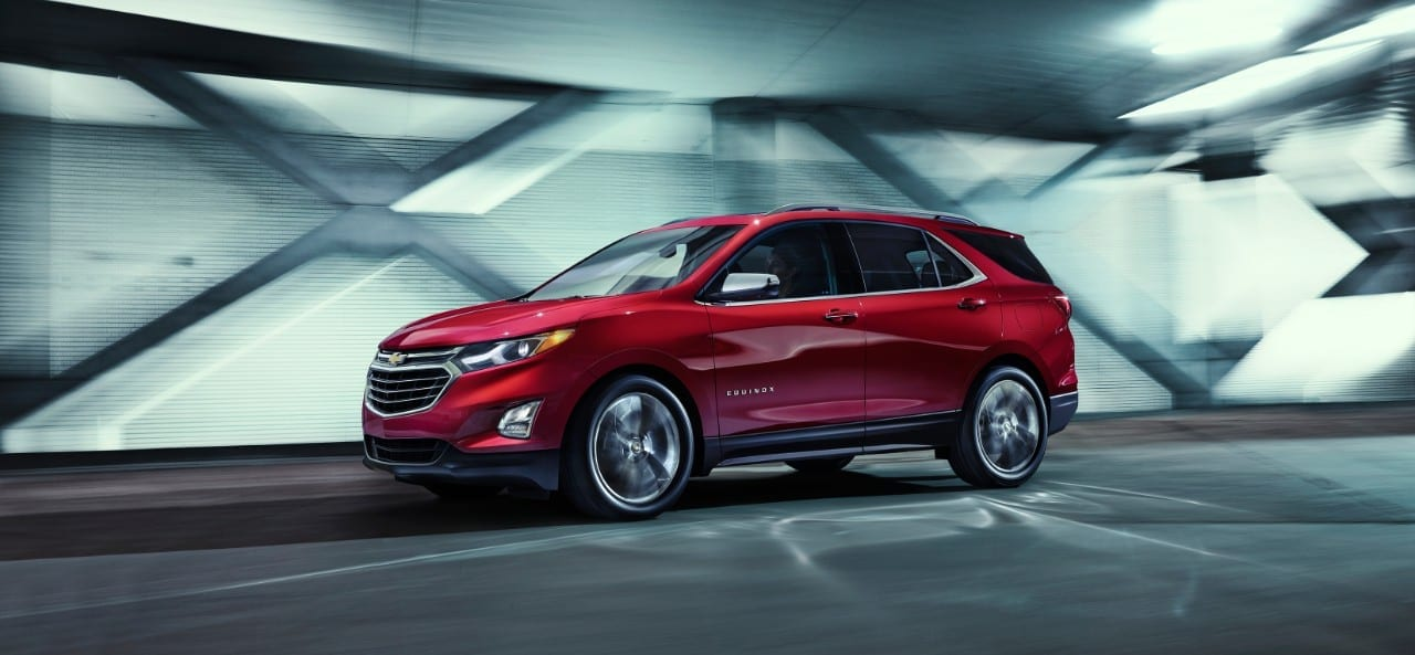 2018 Chevrolet Equinox Unveiled - Lighter, Sharper Styling and 40 MPG?!?