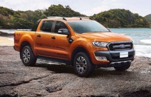 2020 Ford Ranger Makes Returns to U.S. - What You Can Expect