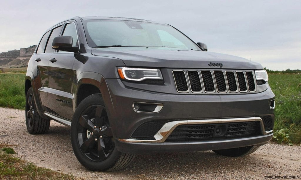 review 2016 jeep grand cherokee overland with 3 0l. Black Bedroom Furniture Sets. Home Design Ideas