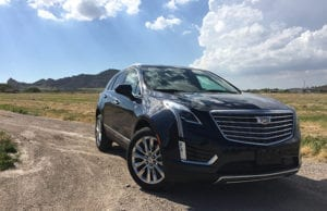 Review: 2017 Cadillac XT5 Is Still Work in Progress