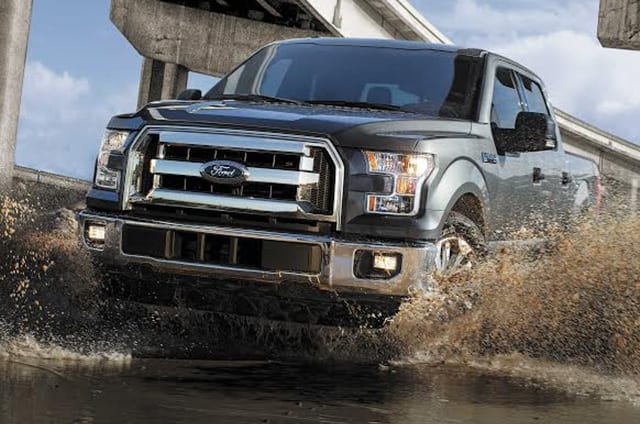 2017 Ford F-150 Fuel Economy Improves with 10-Speed and New EcoBoost