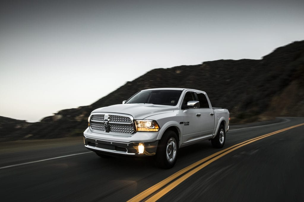 EPA Accuses FCA of Cheating on Emissions Rules for EcoDiesel