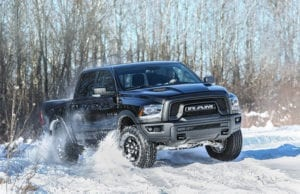 Ram Rebel Goes to The Dark Side With Black Edition
