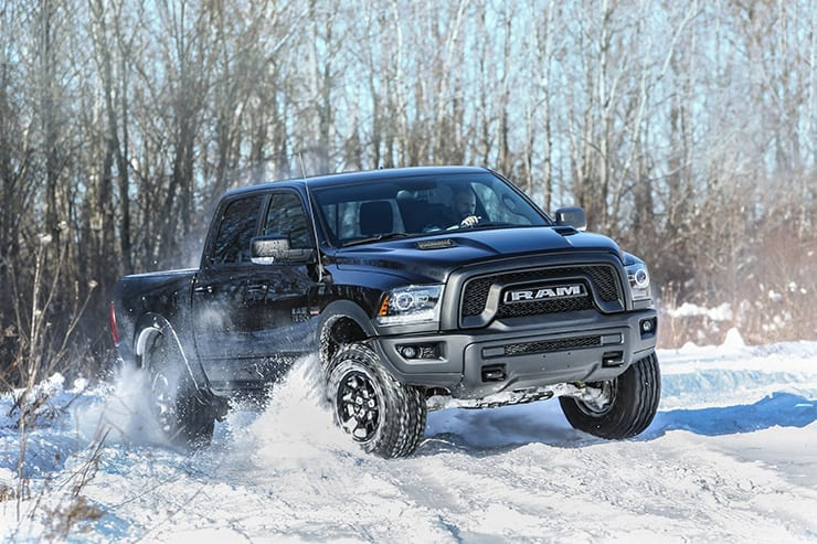 Blacked Out Ram >> Ram Rebel Goes To The Dark Side With Black Edition