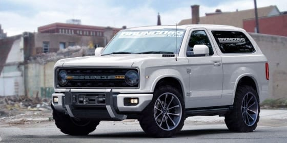 New Ford 2018 F 150 2020 Bronco 2019 Ranger Coming 2017 Naias