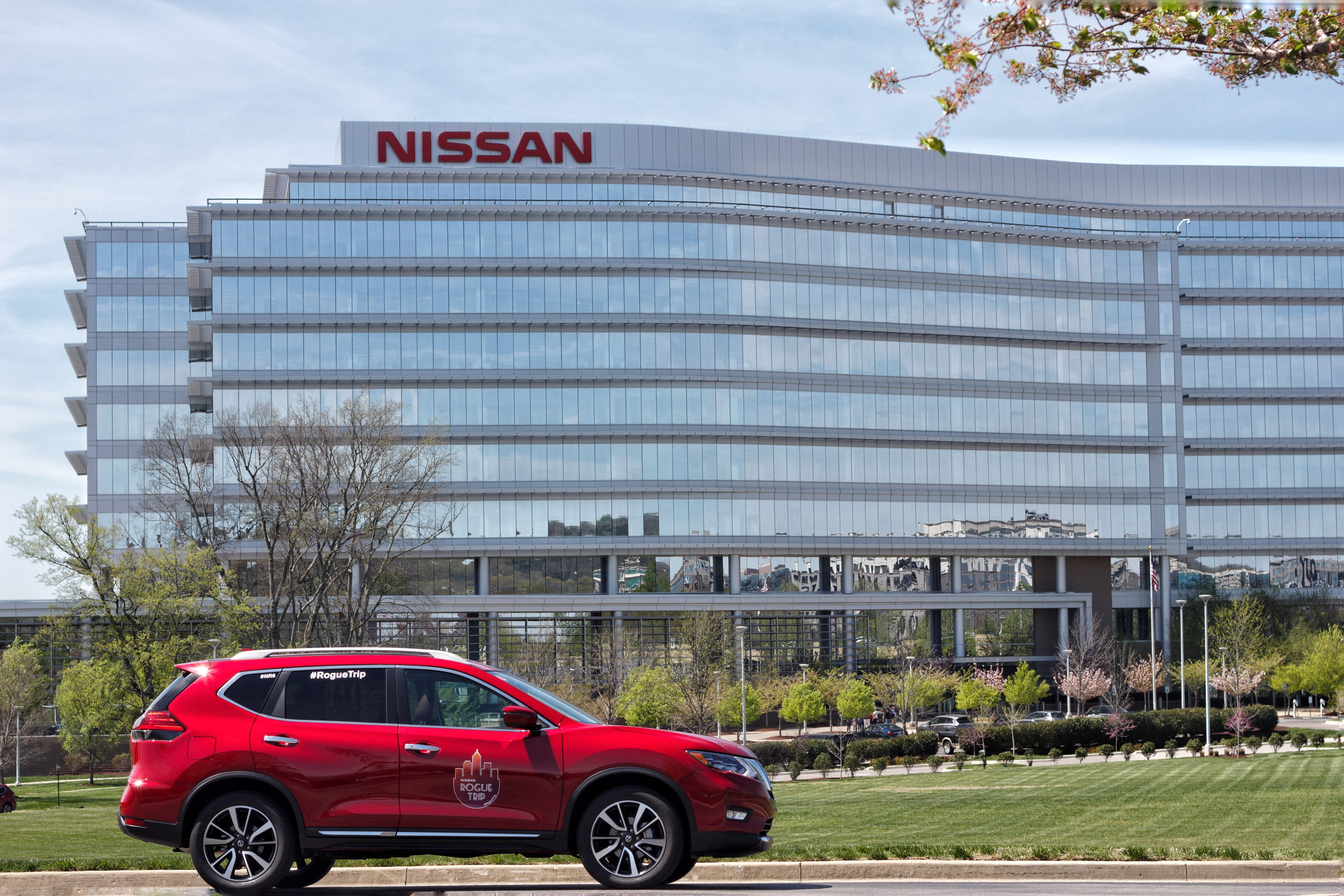 Nissan Rogue Trip: Driving For Charity and Helping Others