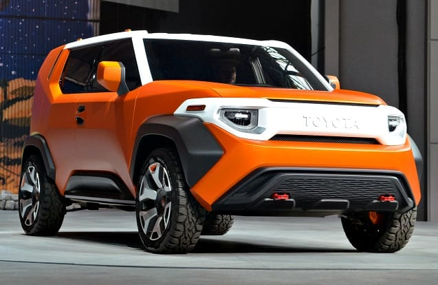11 Best Trucks and SUVS From 2017 New York Auto Show