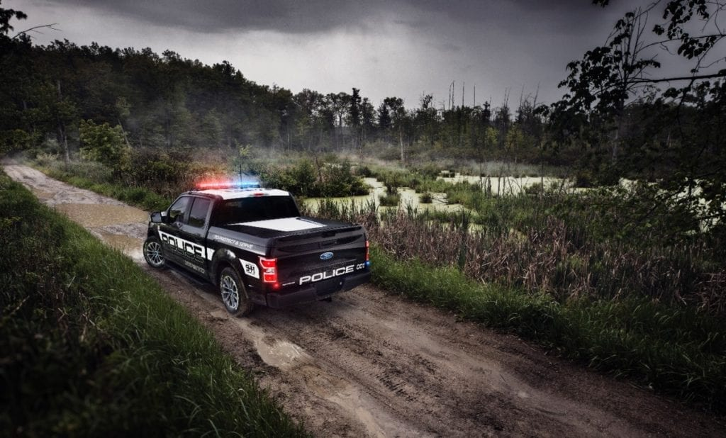 2018 Ford F-150 Police Responder - Catching Bad Boys Off-Road!