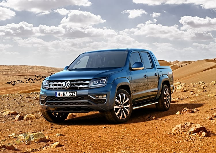 Could FCA Help Bring Volkswagen Amarok to the United States?