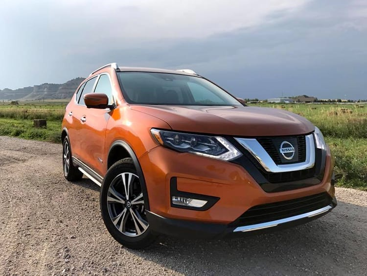 2017 Nissan Rogue Hybrid - 5 Things You Need to Know