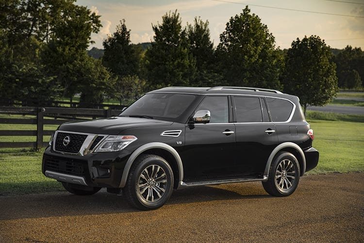 2018 Nissan Armada Pricing Released - Starts at $45,600