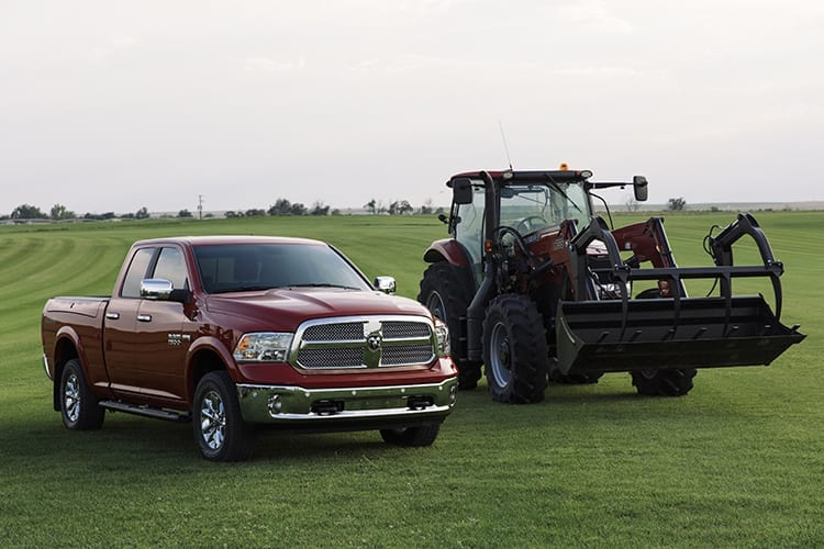 2018 Ram Trucks Harvest Edition Unveiled