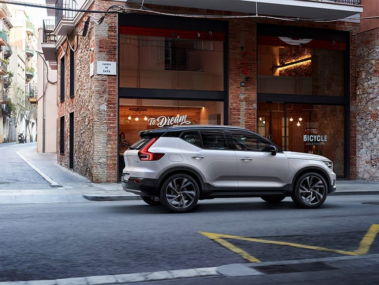 2019 Volvo XC40 Revealed - New Model and New Ownership Program