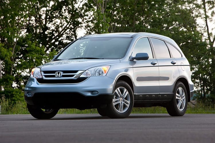 Recall: 2011 Honda CR-V, 2009-12 Honda Pilot Replacement Air Bag
