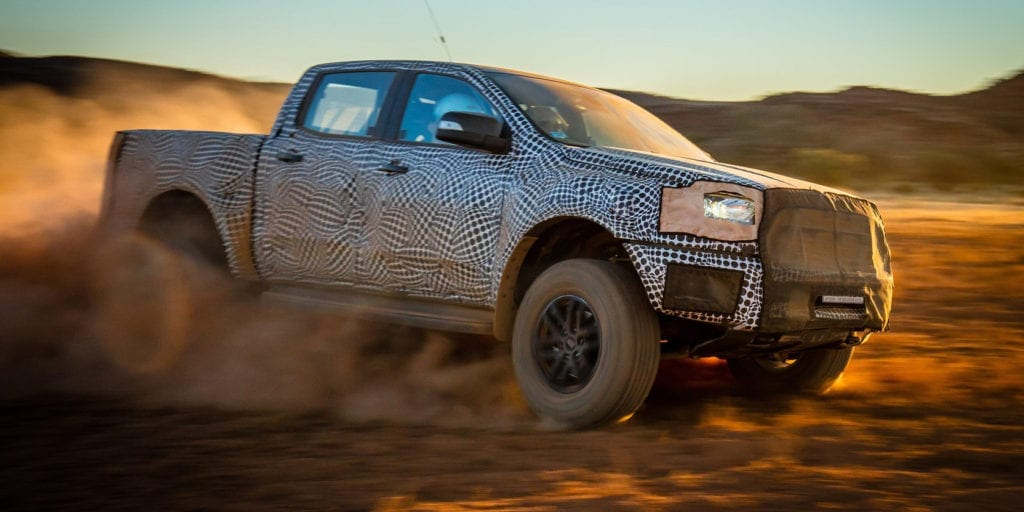 2018 Ford Ranger Raptor Announced - Australia and New Zealand Fans Rejoice!