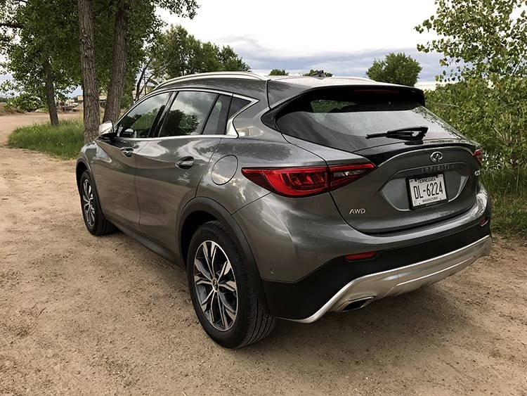 2017 Infiniti QX30 – 5 Things You Need to Know