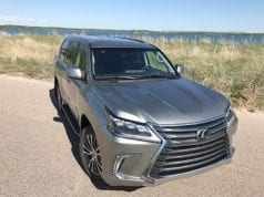 2017 Lexus LX 570 - 5 Things You Need to Know
