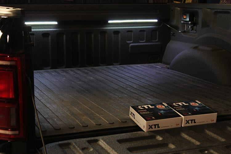 Truck Bed Lighting Improved with Flexible LED Strips