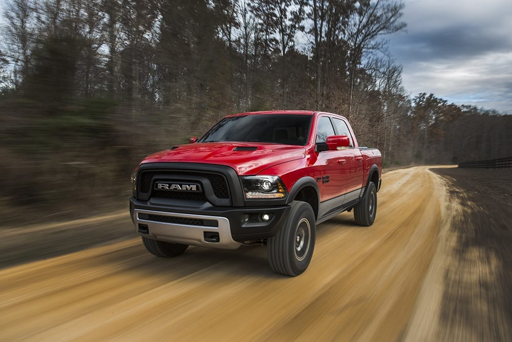 2018 Ram 1500 Truck Lineup - Engines, Trims, New Highlights