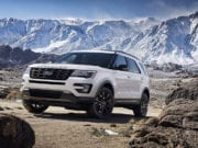 Recall: 2017 Ford Explorer Steering