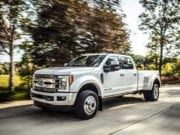 2018 Ford F-Series Super Duty Limited Hits $100k Mark with Luxury, Features