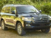 Recall: 2008-2016 Toyota Land Cruiser, 2006 Lexus LX470, and 2008-2013 Lexus LX570 vehicles