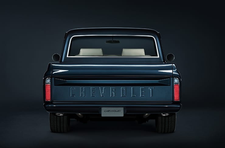 New Chevrolet Centennial Silverado and Colorado Unveiled