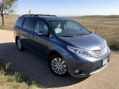 2017 Toyota Sienna Limited Premium - 5 Things You Need to Know