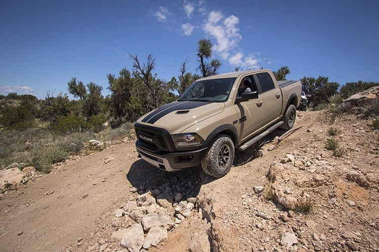 Ram and Jeep On Track for Resurgent FCA - Largest Ford, Chevy Threat