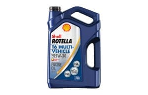 Shell Releases Rotella T6 5W-30 Multi-Vehicle for Gas and Diesel Engines