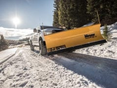 Nissan Plows Into Winter with 2018 Nissan Titan XD Snow Plow Package
