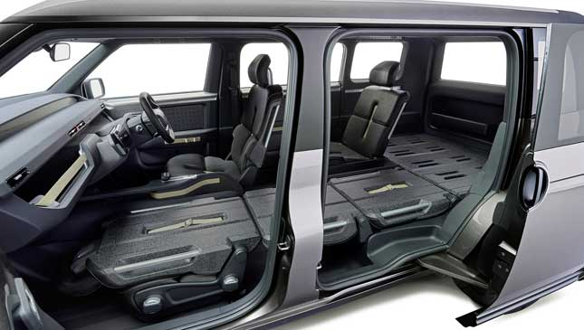 Toyota TJ Cruiser Concept Shocks and Awes