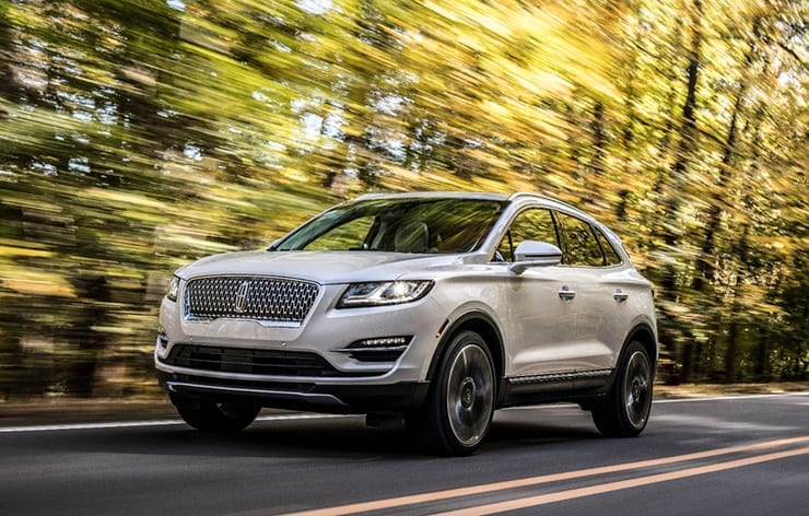 2019 Lincoln MKC Revealed - New Style, Technology